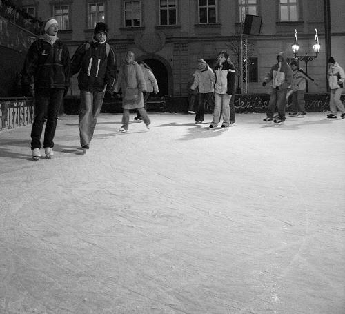 místo: Praha; čas: prosinec 2004