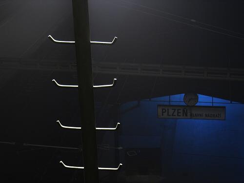 Ort: Pilsen, Tschechische Republik; Zeit: November 2004