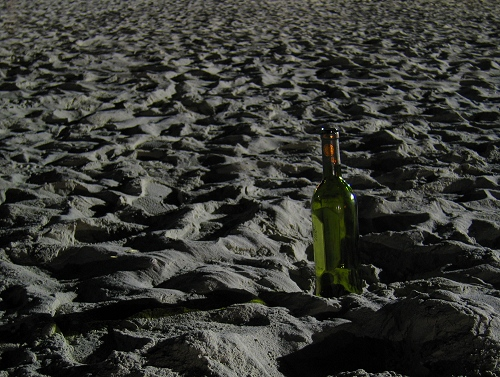 místo: Carnac, Francie; čas: červenec 2005