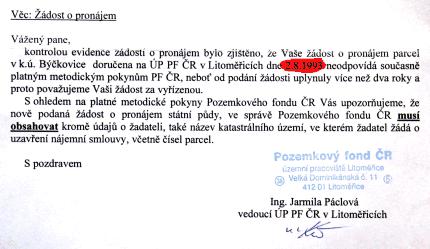 Pozemkový fond ČR