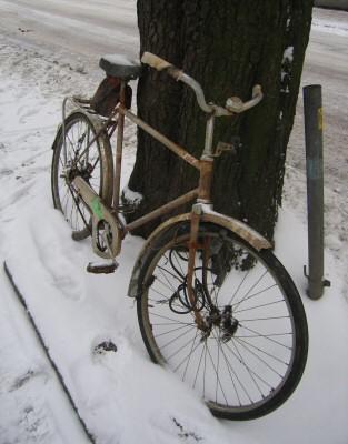 Běžný bicykl