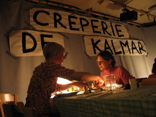 Fransk afton - Kalmar