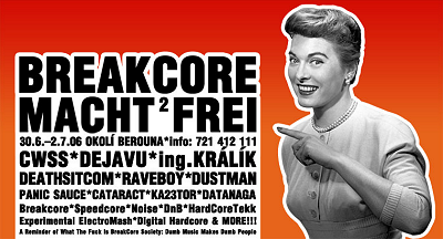 breakcore macht frei