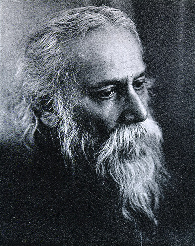 Rabíndranáth Thákur (http://www.harvardsquarelibrary.org/tagorepower/)