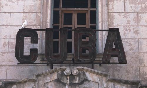 místo: Havana, Kuba; čas: únor 2009