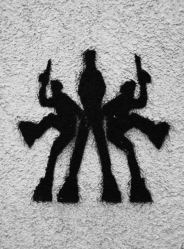 Los pistoleros de Praga
